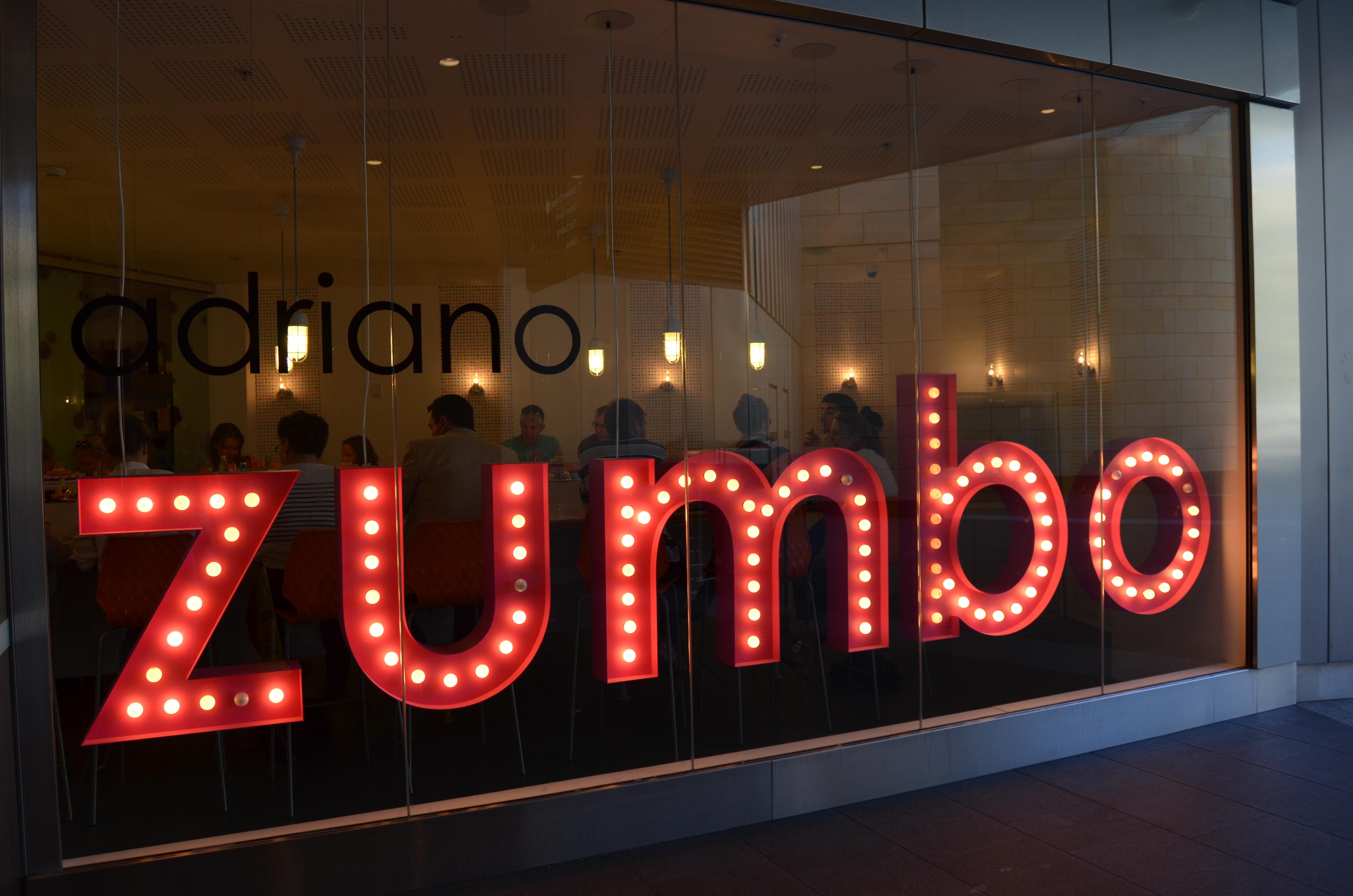 Adriano Zumbo at The Star
