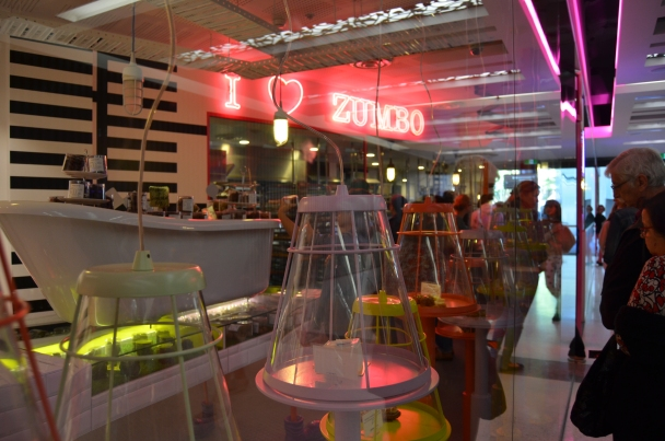 The Zumbo patisserie at The Star