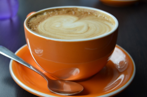 Latte from Five Senses