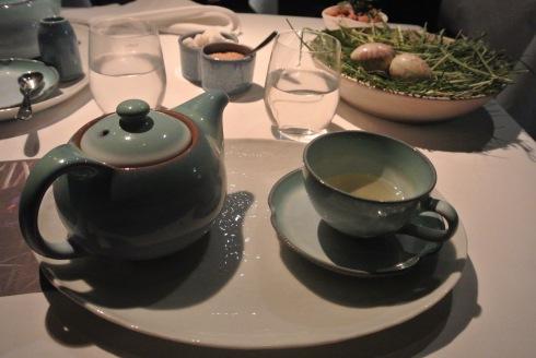 Peppermint Tea at Attica