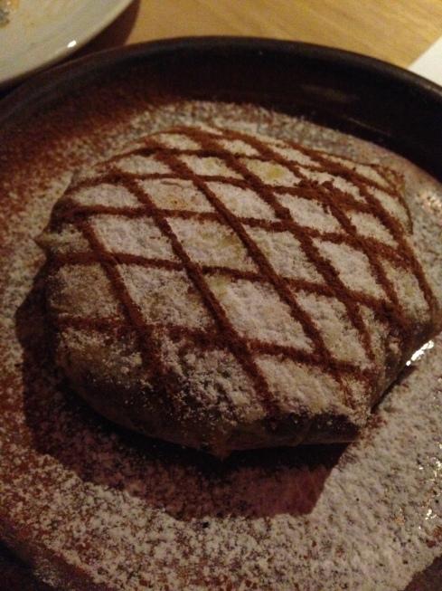 B'Stilla- traditional Moroccan pie
