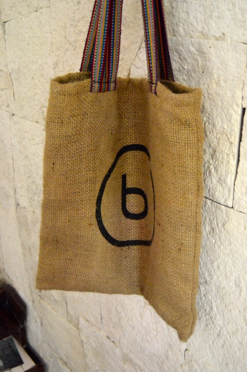 Beach Bag at Be Tulum