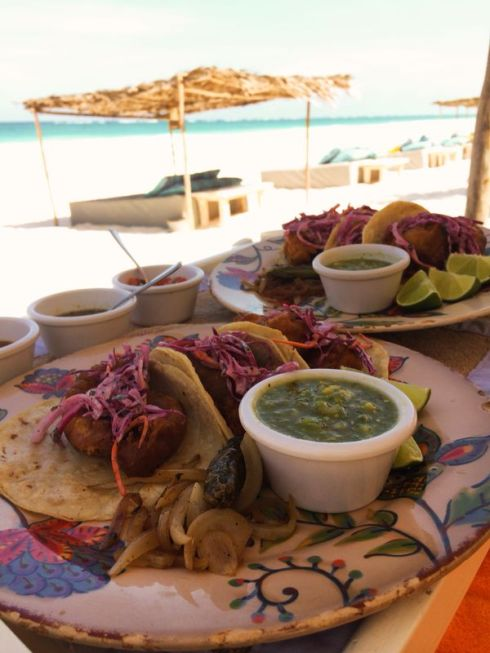 Mexican fare with a view