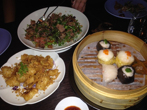 Delicious dim sum at Hakkasan Las Vegas