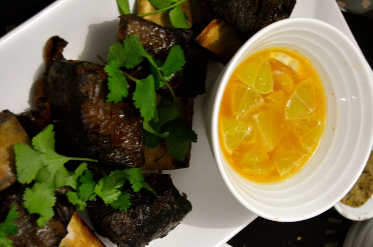 Twice Cooked Beef Short Ribs