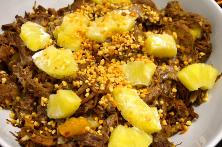 Massaman Curry of Coconut Braised Brisket