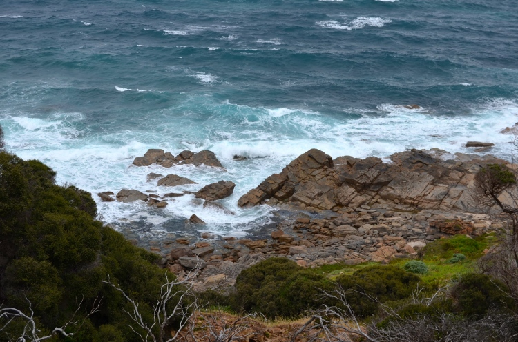 Spectacular scenery on the Cape to Cape Track