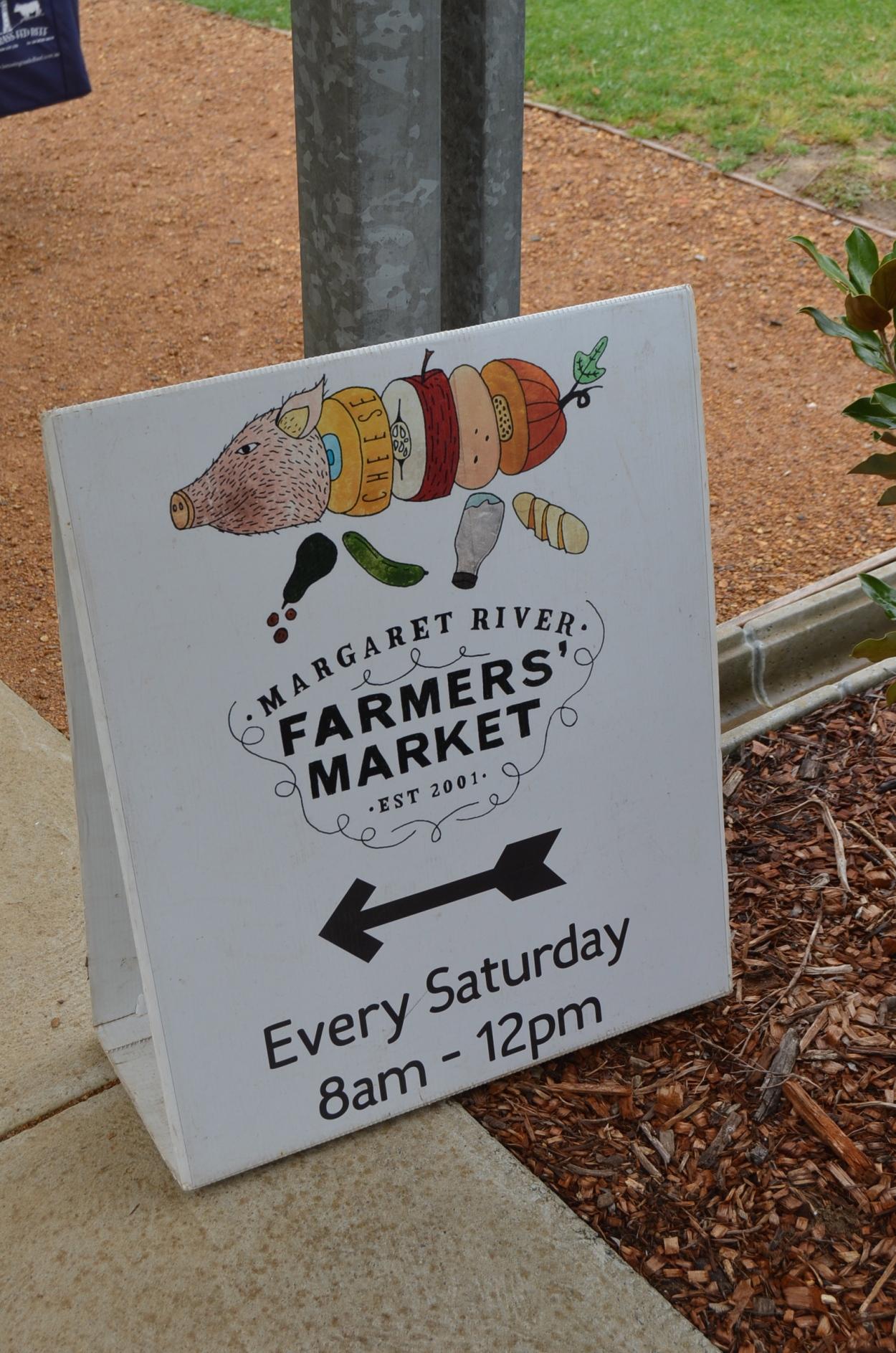 Margaret River Farmers' Market