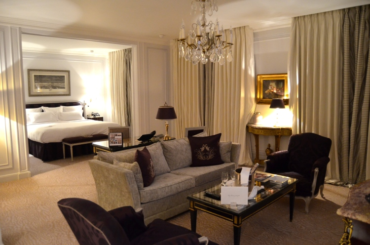 Junior Suite Plaza Athenee