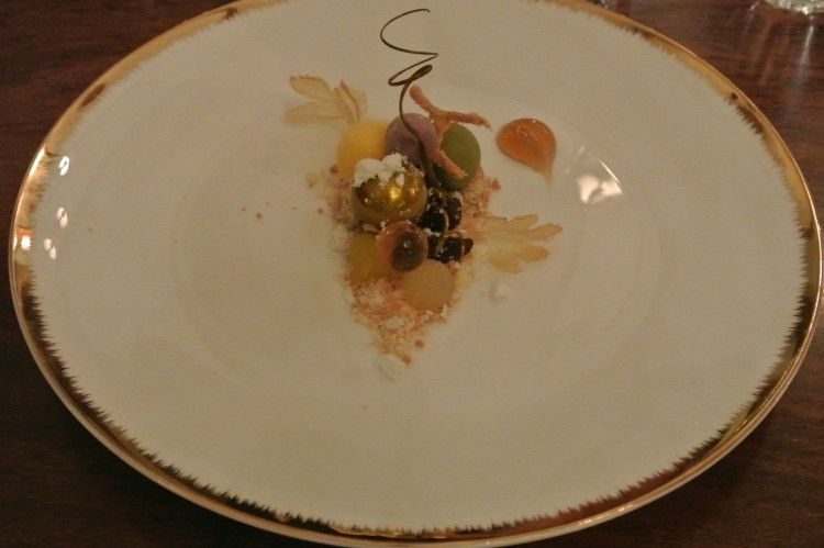 "The ""Botrytis Cinerea"" from The Fat Duck"