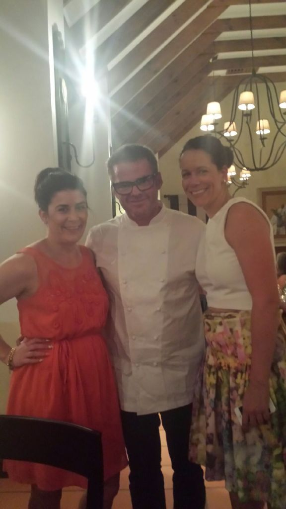 With Heston Blumenthal