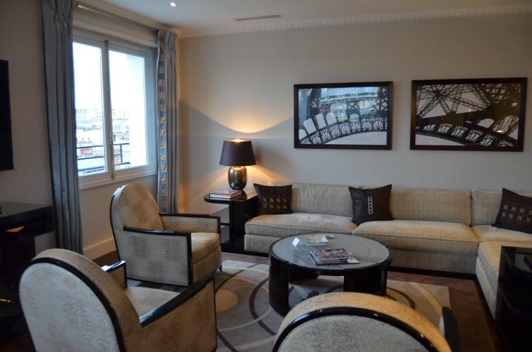 Suite 878 at Hôtel Plaza Athénée