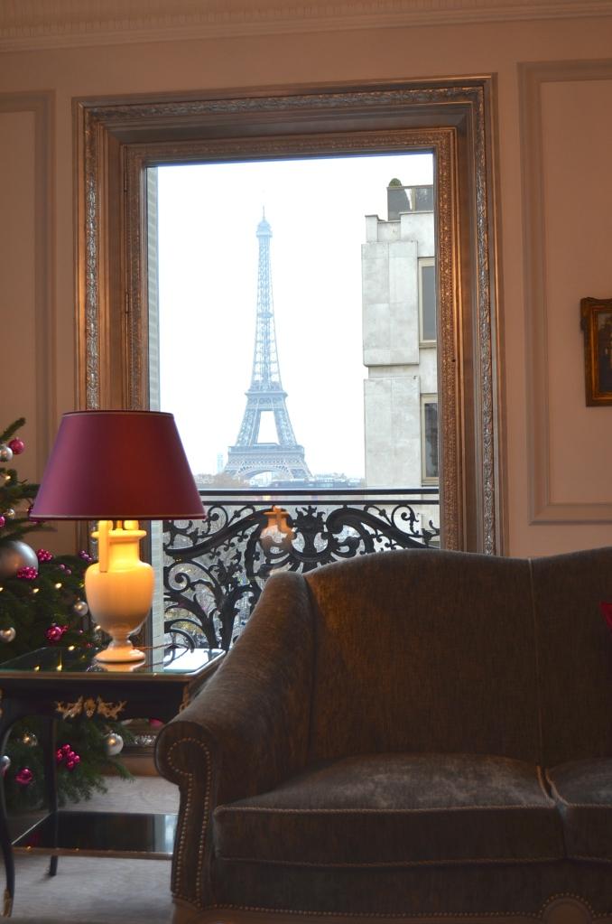 Suite 361 at Hôtel Plaza Athénée