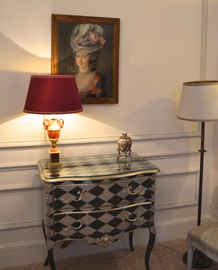 Classic details at Hôtel Plaza Athénée
